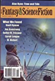 The Magazine of Fantasy & Science Fiction, September-October 2011 (Vol. 121, No. 3 & 4)
