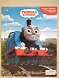 Thomas & friends my busy books(includes a story book, 12 figurines, and a playmat)