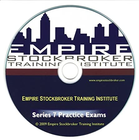 Series 7 Exam Study CD (Updated for 2012)