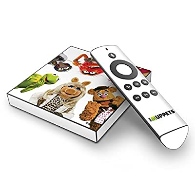 Go Wild Design Protective Decal Skin Sticker Kit for Amazon Fire TV Console / Remote