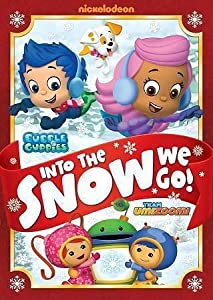 Bubble Guppies / Team Umizoomi: Into the Snow We Go! by Nickelodeon