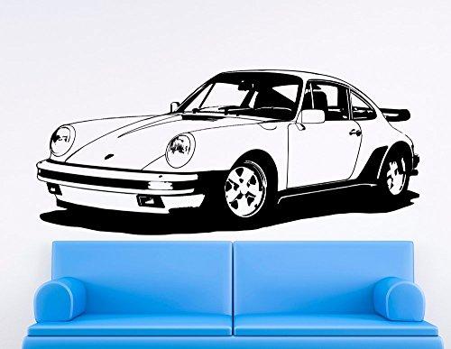 adhesivo-decorativo-para-pared-diseno-de-porsche-911-turbo-930-vinilo-negro-xl