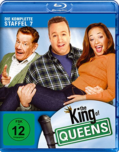 The King of Queens - Die komplette Staffel 7 [Blu-ray]