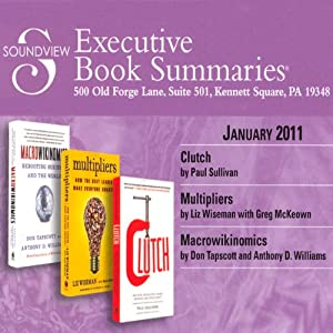 Soundview Executive Book Summaries, January, 2011 | [Soundview Executive Book Summaries]