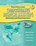 img - for Workbook for Lindh/Pooler/Tamparo/Dahl's Delmar's Comprehensive Medical Assisting: Administrative and Clinical Competencies, 3rd book / textbook / text book