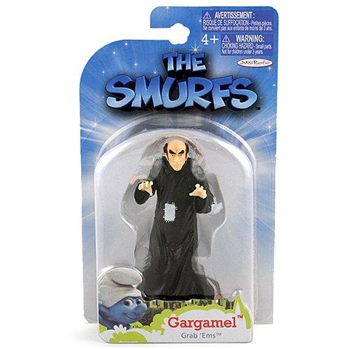 The Smurfs Movie Grab Ems Mini Figure Gargamel - 1