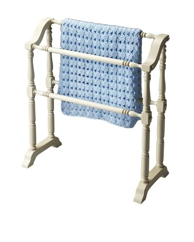 Butler Specialty Company Blanket Rack, Cottage White