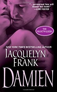"Cover of ""Damien (The Nightwalkers, Book ..."