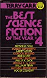 The Best Science Fiction of the Year #4 (0345245296) by Carr, Terry