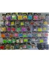 Lot 10000 Elastiques pour bracelets loom bands 50 sachets 100% compatible rainbow loom autre kit loom