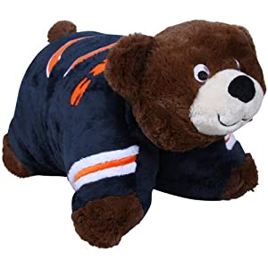 51LGgKo5qVL. SL500 AA300  NFL Football Team Pillow Pets