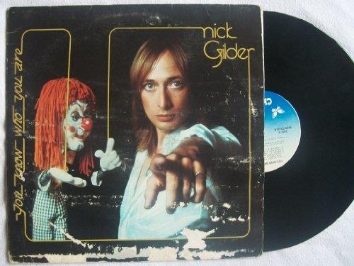 NICK GILDER - You Know Who You Are - Zortam Music