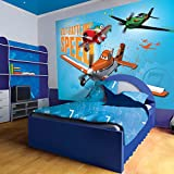 Disney Pixar Planes Bolt-Rattling Speed Wallpaper Mural