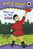 Peter and the Wolf (Read it Yourself - Level 4)