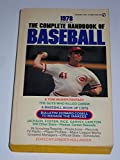 img - for The Complete Handbook of Baseball 1978: 1978 Edition book / textbook / text book