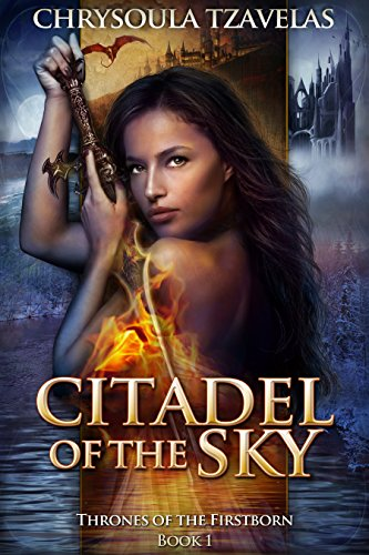 Citadel Of The Sky by Chrysoula Tzavelas ebook deal