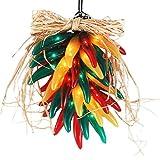 Chili Pepper Ristra Lights - Fiesta