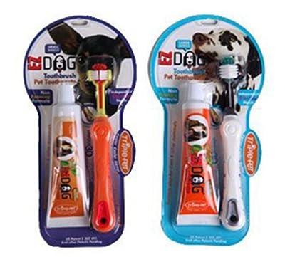Triple Pet EZDOG Pet Dental Kit
