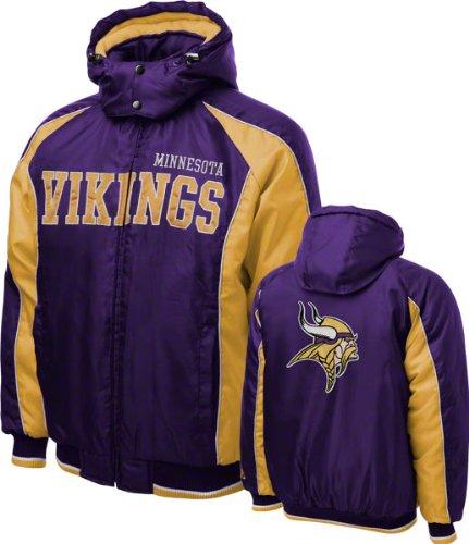 info for 8f74c 30f53 Cheap NFL Men's Minnesota Vikings Heavy Polyfill Oxford ...