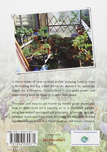 Permaculture in pots how to grow food in small urban spaces giardinaggio panorama auto - Small urban spaces image ...