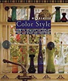 img - for Carolyn Warrender: Color Style : How to Identify the Colors That Are for Your Home (Hardcover); 1996 Edition book / textbook / text book
