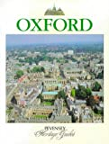 img - for Oxford (Pevensey Heritage Guides) by Hall Michael Frankl Ernest (1994-05-01) Paperback book / textbook / text book