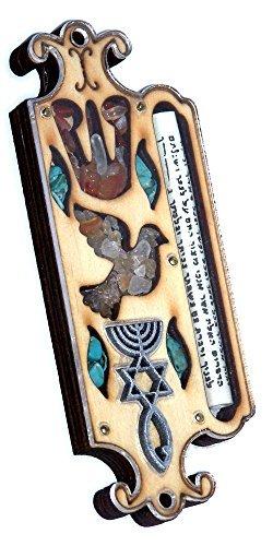 holylandmarket-legno-palingenetica-sigillo-custodia-mezuzah-con-palingenetica-sigillo-5-inch-con-scr