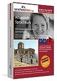 Platz 6: Sprachenlernen24.de Albanisch-Basis-Sprachkurs: PC CD-ROM fü