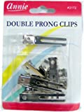 double prong clips hair clips roller clips