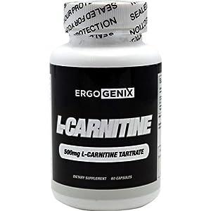 Ergogenix L-Carnitine 60 Capsules