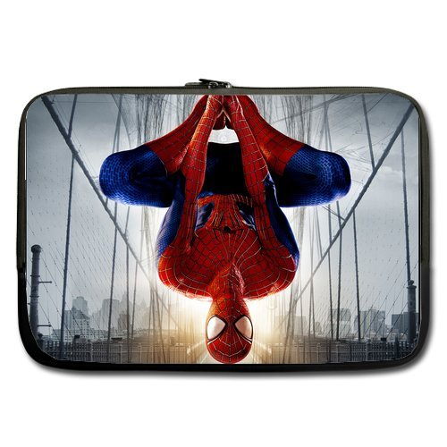 Vitality Amazing Spider-Man 2 Movie Sleeve Bag Cover Case For 17 Inches Macbook Pro /Laptop/ Notebook Computer