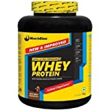 MuscleBlaze Whey Protein, 2 Kg / 4.4 Lb Rich Milk Chocolate