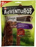 Adventuros Hundesnack Strips, 6 Packungen (6 x 90 g)