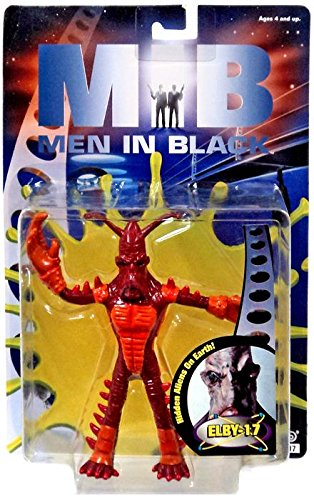Men in Black movie Elby 17 figure