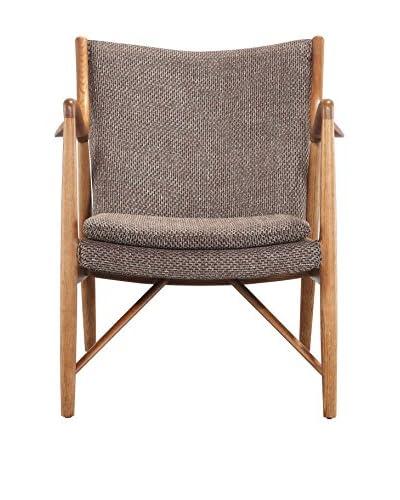 Ceets Winston Leisure Chair, Brown