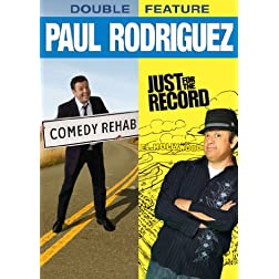 Latin Comedy Double Feature: Paul Rodriguez