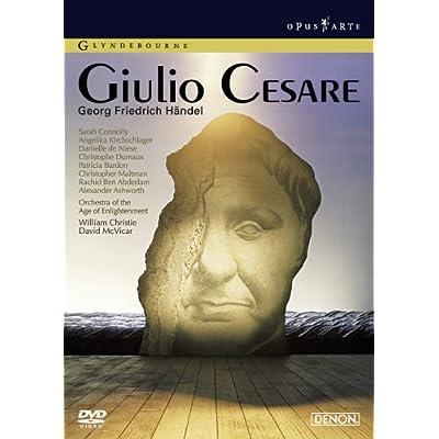 DVD ウィリアム・クリスティー指揮 ヘンデル:オペラ《ジュリオ・チェーザレ》Amazonの商品頁を開く