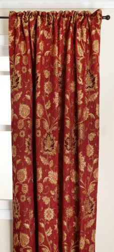 renaissance-home-fashion-melbourne-chenille-panel-burgundy-52-inch-by-63-inch