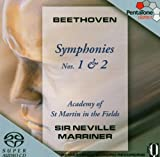 Beethoven - Symphonies Nos 1 & 2 Academy of St Martin in the Fields
