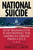 img - for National Suicide: How Washington Is Destroying the American Dream from A to Z book / textbook / text book