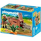 Playmobil 4833 Ranger with Warthog