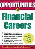 Opportunities in Financial Careers (Opportunities In...Series)