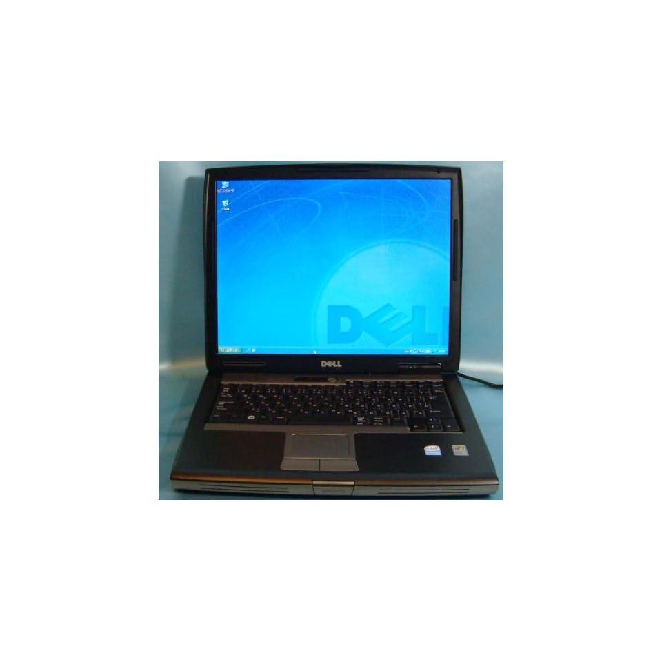 Dell Latitude D530 15.1 Laptop (Intel Core 2 Duo 2.0Ghz, 120GB Hard Drive, 2048Mb RAM, DVD/CDRW Drive, XP Profesional)