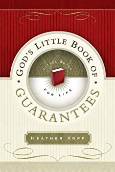 god's little book of guarantees - oh - heather kopp