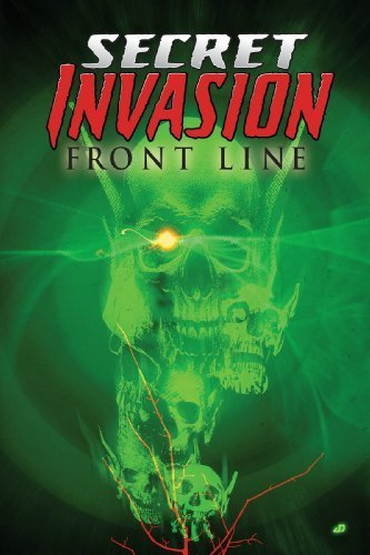 Secret Invasion: Front Line TPB (Secret Invasion) by Brian Reed (2009) Paperback (Marvel Secret Invasion Tpb compare prices)