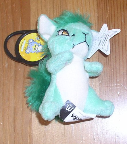 Green Kyrii Neopet - McDonalds Meal Toy