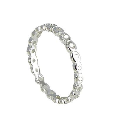 Celtic Claddagh Ring genuie sterling argent 925 émeraude zircone cubique hauteur 9 mm TAILLE 12