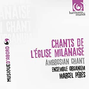 Chants de l'église milanaise