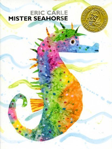 Mister Seahorse by Carle, Eric (2004) Hardcover (Mister Seahorse compare prices)