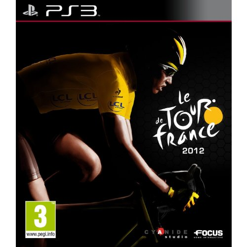 Tour De France 2012 (Ps3) (Uk Import) front-1025032